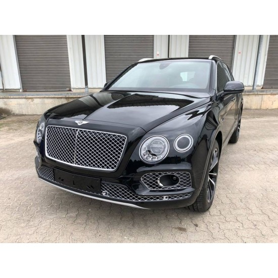 BENTLEY BENTYGA V8 2018