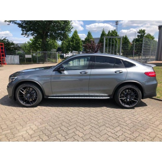 MERCEDES GLC 63 COUPE 2018